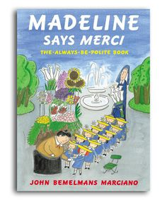 Look what I found on #zulily! Madeline Says Merci Hardcover by Penguin #zulilyfinds