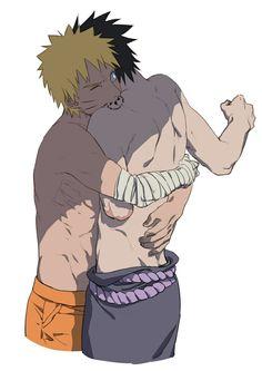 Naruto And Sasuke / SasuNaru