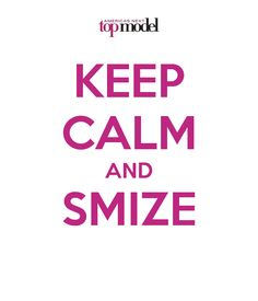 KEEP CALM AND SMIZE - KEEP CALM AND CARRY ON Image Generator - brought to you by the Ministry of Information