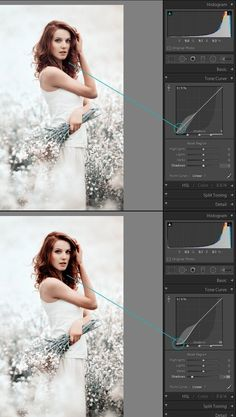 How to Use the Tone Curve in Lightroom - Online Photo Editing - Online photo edit platform. - In this tutorial we will take a look at the components of the Tone Curve panel in Lightroom Dslr Photography Tips, Photography Lessons, Photoshop Photography, Photography Tutorials, Digital Photography, Wedding Photography, Photography Lighting, Inspiring Photography, Flash Photography