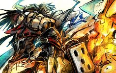 guilty gear xrd - Penelusuran Google