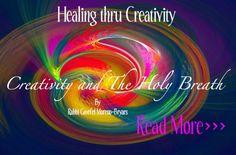 Creativity and the Holy Spirit