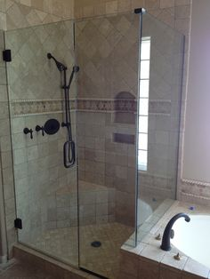 photos showers | ... glass shower stalls Various Bathroom Shower Stall Ideas You Can Get
