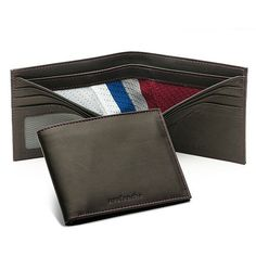 Tokens & Icons Colorado Avalanche NHL Authentic Game-Used Jersey Wallet - $160.00