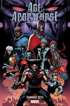 "I'm all over this - Return To ""Age Of Apocalypse"" 2015"