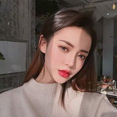 Simple Skin Care Tips For All Ages - Beauty Skincare Products Korean Makeup Look, Asian Makeup, Korean Beauty, Asian Beauty, Natural Beauty, Eye Makeup, Beauty Makeup, Hair Makeup, Hair Beauty
