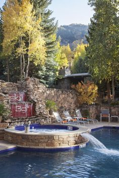 Just to have the Quakie grove would make me happy!!   Outdoor hot tub - Aspen, Colorado