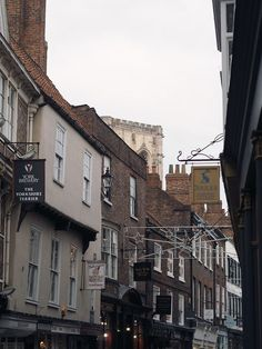 I love York; it's one of my favourite cities. It's a place I've been visiting since I lived in Leeds and until last year I got to up there quite regularly with work. The history, winding streets and