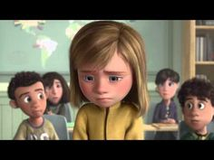 Inside Out Movie CLIP - Riley's Memories (2015) - Pixar Animated Comedy HD - YouTube