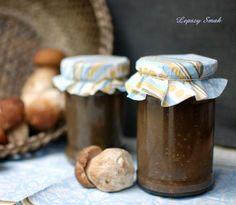 Letnia zupa grzybowa
