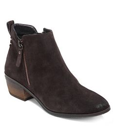 Vince Camuto Tricera Western Booties | Dillard's Mobile