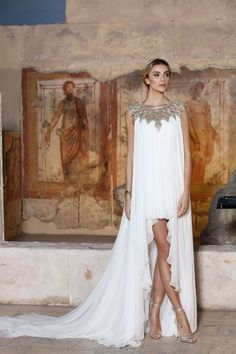 Dilek Hanif Haute Couture Spring/Summer 2016 Collection @Maysociety