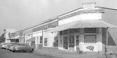 Gervais, Oregon - 1961
