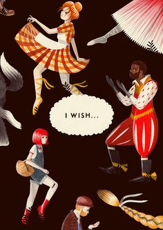 I wish - Into the Woods