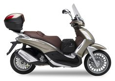 this was the best scooter i ever owned. a piaggio beverly tourer