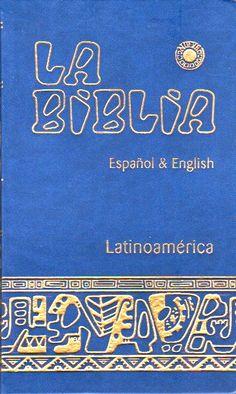 La Biblia *Latinoamericana Bilingue pasta suave