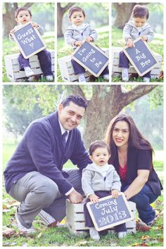 Our Pregnancy Announcement                                                                                                                                                      Más