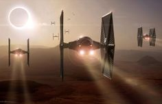 Star Wars 7 le Réveil de la force par Industrial Light and Magic