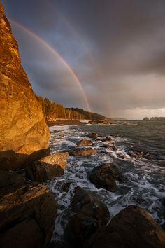 Olympic National Park, Washington, USA | Timeless Coast by Alex Mody