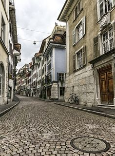 Photograph - Old Street In Solothurn, Switzerland by Elena Duvernay Places In Switzerland, Old Street, Camping Car, Famous Places, Art For Sale, Travel Photos, Fine Art America, Wall Art, Photograph