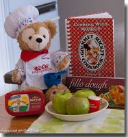 Disney Magic at Home Cooking with Duffy