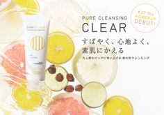 PURE CLEANSING CLEAR