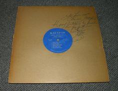 COUNT OWEN AND HIS CALYPSONIANS 'Down Jamaica Way' LP *SIGNED COPY* Mento | eBay