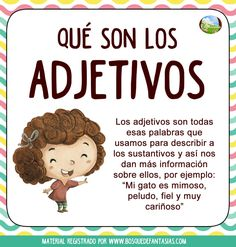 the adjectives tab 1 - Learn Spanish Spanish Grammar, Spanish Teacher, Spanish Classroom, Spanish Language, Dual Language, Language Arts, Spanish Lessons For Kids, Spanish Teaching Resources, Language Quotes