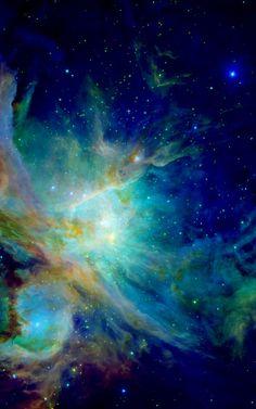 nebula, heaven