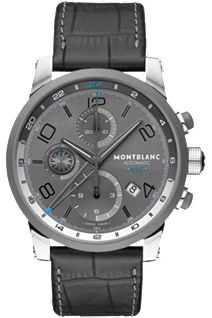 #PerfectWatch:Montblanc - TimeWalker TwinFly Chronograph GreyTec Limited Edition