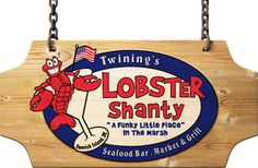 The Lobster Shanty is a waterfront restaurant on the bay in Fenwick Island Delaware, just 2 miles from Ocean City Maryland. Enjoy lobster and seafood cuisine in a casual waterfront atmosphere. Private parties and groups welcome. Seafood market is open for fresh seafood on the go.
