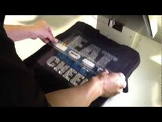 How To Make A Custom Rhinestone Cheer Dance Shirt Sticky Flock Style The Rhinestone World - YouTube