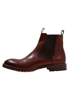 Floris van Bommel ROSSI - Støvletter - dark cognac Chelsea Boots, Vans, Ankle, Shoes, Fashion, Moda, Shoe, Shoes Outlet, Fashion Styles