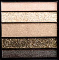 MAC Greenluxe Veluxe Pearlfusion Eyeshadow Palette