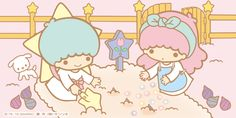 Little Twin Stars ☆ Gardening