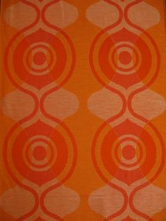 70er Gardinenstoff | Vintage fabric | Curtains, Fabric & Carpets | Johnny-Tapete