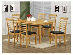 Hanover Large Dining Table - £109
