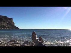 Mitten im Winter und ich liege in Cassis am Strand in der Sonne › Ferienwohnung Südfrankreich