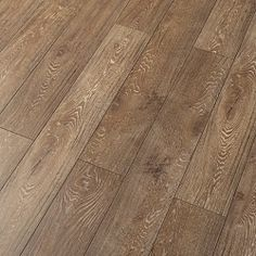 Swiss Krono Grand Selection - OAK CAMEL - Hardwood Flooring in Toronto - Laminate, Engineered and Bamboo Floors Rustic Laminate Flooring, Solid Wood Flooring, Flooring Types, Real Wood Floors, Hardwood Floors, Best Laminate, Grey Laminate, Grain Texture, Luxury Vinyl Plank