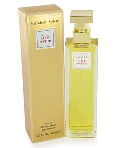 5th Avenue Elizabeth Arden perfume - a fragrance for women 1996
