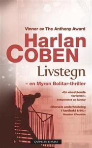 http://www.adlibris.com/no/product.aspx?isbn=8202301483 | Tittel: Livstegn - Forfatter: Harlan Coben - ISBN: 8202301483 - Vår pris: 121,-