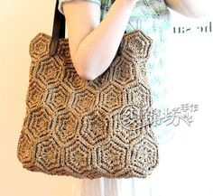 Tapestry Crochet, Knit Crochet, Macrame Patterns, Crochet Patterns, Crochet Bag Tutorials, Diy Crafts Hacks, Knitted Bags, Couture, Handmade Bags