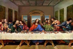 Obras de arte religiosas de Leonardo da Vinci