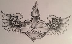 Old school chest piece I drew a few years back ❤️