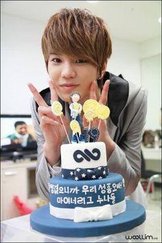 Happy 20th birthday to Sungjong!