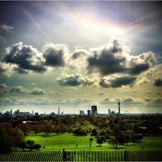 Primrose. Hill. London.
