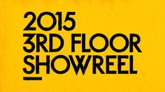 3rd Floor 2015 Reel