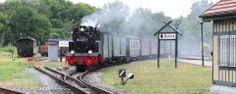 Schmalspurbahn Rasender Roland - Tourismuszentrale Rügen