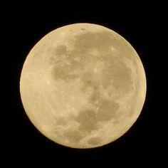 A Lua, bem cheia ontem. 25 abril 2013