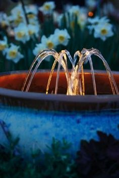 Tips for lighting your yard or garden at night.